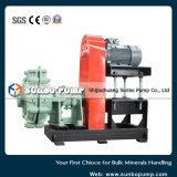 Pompe centrifuge lourde de boue de traitement minéral de la Chine