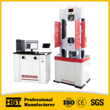 Machine hydraulique Wew-300d de tension d'ordinateur et de compactage de test