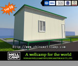 Chambre préfabriquée modulaire simple durable d'aide gouvernementale