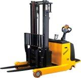 Forklift eléctrico Stacker (1.5ton hasta los 5.5M, 2.0ton hasta los 4.0M)