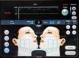 Matériel facial à haute fréquence de beauté de Hifu de la plus défunte technologie