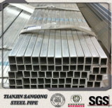 La meilleure pipe carrée en acier pré galvanisée de vente de l'étagère BS1387