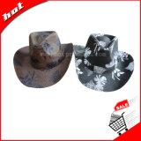 Sombrero del papel del sombrero de la manera del sombrero de paja del sombrero de vaquero