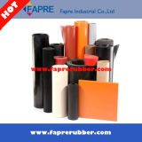 Промышленные лист/крен/циновка/пусковая площадка Nr (естественного) +SBR+Cr (неопрена) +NBR (нитрила) +EPDM+Silicone+Viton+Br+Butyl+Iir резиновый
