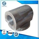 Выполненное на заказ высокое качество стальные гидровлические части для промышленного оборудования