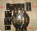 안전한 능률적인 C E 증명서 9HP 목제 칩하는 도구