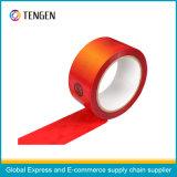 反偽造品の接着剤の包装テープ