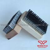 Spazzola metallica dell'acciaio inossidabile 2016 per pulizia Anilox di ceramica