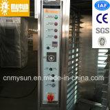 64 Diesel van de Oven van het Gas van de Oven van dienbladen Elektrische Roterende Oven voor de Apparatuur van de Bakkerij