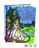Coloration Pop vers le haut Book About Beauty et The Beast