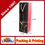 OEM Customized New Design Wine Paper Bag (2326)