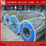 Bobine en acier galvanisée de matériau de construction pour la feuille de toiture