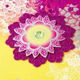 서류상 쇼핑 백 꽃 인쇄한 선물은 꽃 쇼핑 선물 부대 선물 부대를 자루에 넣는다