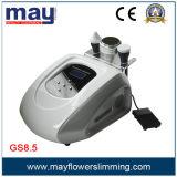 Máquina supersónica de la elevación de la piel de la mini cavitación casera del uso (GS8.5)