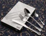 Les couverts d'acier inoxydable de Bifteck-Couteau ont placé pour la vaisselle (B23)