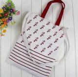 Baumwollsegeltuch-Einkaufstasche