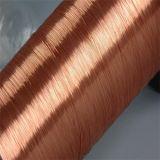 Alambre de aluminio revestido de cobre del CCA del alambre de cobre del alambre