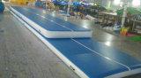 Material de Dwf da trilha de ar inflável, placa de ar, assoalho inflável do ar para a ginástica