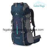 袋のバックパックをハイキングする屋外の防水ナイロン余暇旅行上昇のキャンプのスポーツ