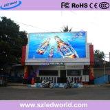 P5, P6, P8, di cartello fisso esterno dello schermo di visualizzazione del LED P10 per fare pubblicità