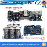 Amplificador de poder audio profissional 2*2400W de Fp14000q