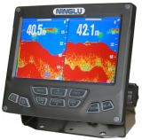 Fish commercial Finder de Duel-Frequency avec le TFT LCD de 7 Inch
