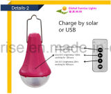 Sistema de iluminação solar LED Solar Home Light Mini kit de iluminação solar portátil na Índia