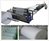 Ligne d'extrusion de feuille de mousse de machine d'extrudeuse de tissu de feuille de mousse d'EPE
