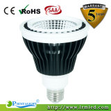 China fabricante LED PAR lámpara del punto PAR30 12W LED