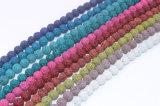 자연적인 느슨한 용암 물가 크기 6 8 10 판매를 위한 12mm 다중 색깔 형식 화산 돌