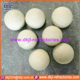 bolas de cerámica del alúmina 19m m inerte de 3m m 6m m 9m m 13m m