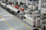 (Certificat CE) Machine en plastique-LDPE / PE (HDPE) / PVC Pipe & Profile Extrusion / Machine à fabriquer (transport / Cutter / Winding)