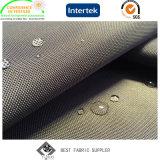 El PVC cubrió la tela 100% de la sombrilla de Oxford 600d del poliester para los productos al aire libre