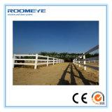Rete fissa a basso tenore di carbonio del PVC della guida di Roomeye Eco una per il cavallo