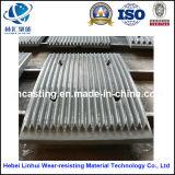 Zwischenlage der Kiefer-Zerkleinerungsmaschine-Teil-/Kiefer/Kiefer-örtlich festgelegtes Platten-/Zerkleinerungsmaschine-Teil