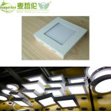 12W LED Downlight LED 위원회 빛