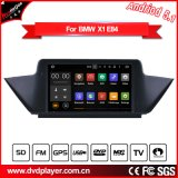 Reprodutor de DVD do sistema de Trackering do carro de Andriod para BMW X1 E84 auto GPS Navigatior com conexão Hualingan de Wif