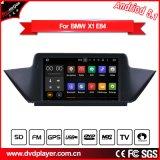 Reproductor de DVD del sistema de Trackering del coche de Andriod para BMW X1 E84 GPS auto Navigatior con la conexión Hualingan de Wif