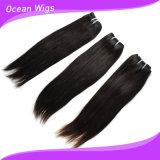 Extensão brasileira do cabelo reto de Remy do Virgin da qualidade superior (ST-002)