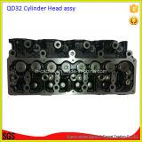 Завершите головку цилиндра Qd32 для границы Nissan