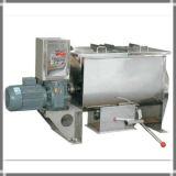 Doppia macchina orizzontale del miscelatore del nastro per la polvere del mastice della parete