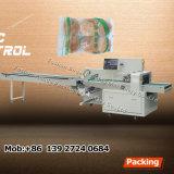 Máquina plástica automática da selagem do saco do pão do fluxo da boa qualidade