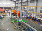 PET Wrapping Band Spiral Protective Sheath Extrusion Machine Line Italien-Running für Hydraulic Protection