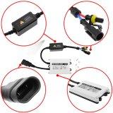 Notevolmente lampadina del xeno 9006 del kit 35W 55W 75W 100W H4 H7 9005 di conversione NASCOSTA garanzia per l'automobile