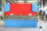 Preço da máquina de dobra de Wc67y-100t/3200mm, freio da imprensa hidráulica do CNC, máquina de dobra do metal de folha com Ce