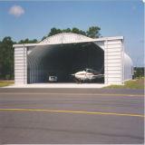Edifício pré-fabricado do metal para o hangar dos aviões (KXD-SSB1323)