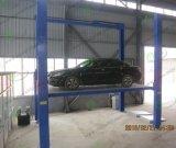 Платформа подъема автомобиля столба 4 с поднимаясь емкостью 3000kg