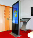 12V Touchscreen van de Input TFT LCD van gelijkstroom Monitor met Gebouwd in Computer