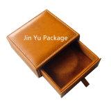 De lujo de manejar artesanía regalo de la joyería de embalaje caja de la caja de almacenamiento de pulsera