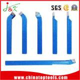 Ferramenta de torneamento de carboneto de brasagem / ferramenta de torneamento redondo HSS da fábrica de Qingdao